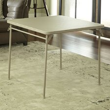 "33.81"" Square Folding Table"