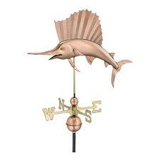 Sailfish Weathervane