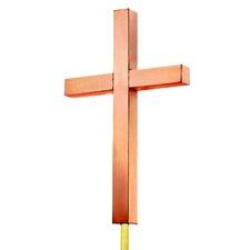 Finial Cross Statue