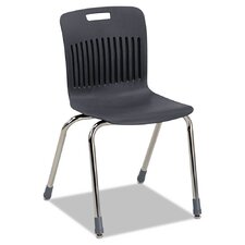Analogy Ergonomic Stacking Chair (Set of 4)