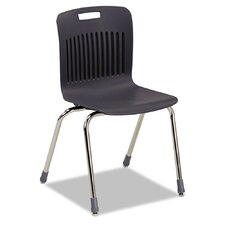 Analogy Ergonomic Extra-Large Stacking Chair (Set of 4)