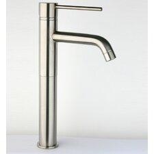 Elba Single Hole Bathroom Faucet with Single Lever Handle