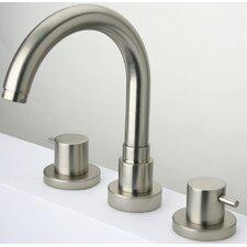 Elba Double Handle Deck Mount Roman Tub Faucet Trim Lever Handle