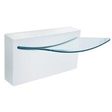 Cristal Wall Mount Bathroom Sink