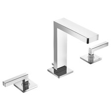 Duro Double Handle Triple Mount Widespread Faucet