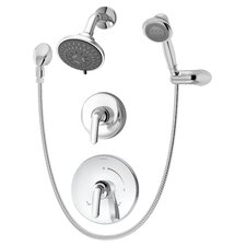 Elm Hand Shower System with Lever Handle
