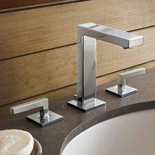 Duro Double Handle Triple Mount Widespread Faucet