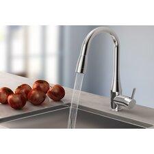 Sereno Single Handle Deck Mounted Kitchen Faucet