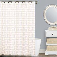 Finley Cotton Shower Curtain