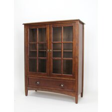 """Traditional 47"""" Barrister Bookcase"""