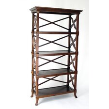 """Charter 63"""" Etagere Bookcase"""