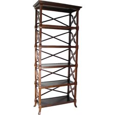"""Charter 73.5"""" Etagere Bookcase"""