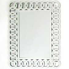 Rectangle Beveled Wall Mirror