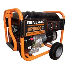 5500 Watt CARB Portable Gasoline Generator