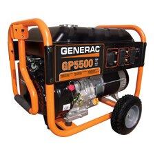 5500 Watt Portable Gasoline Generator