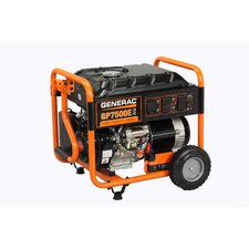 7500 Watt Portable Gasoline Generator