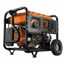 8750 Watt Portable Gasoline Generator