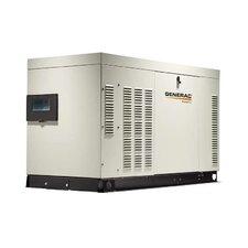Protector 30 Kw Dual Liquid-Cooled Fuel Standby Generator in Aluminum Enclosure