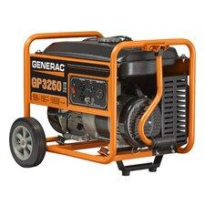 3250 Watt Portable Gasoline Generator