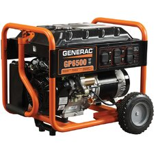 GP Series 8125 Watt Portable Gasoline Generator