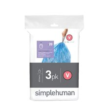 Code V Custom Fit Recycling Liner (3 Pack)