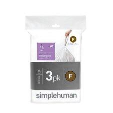 Code F Custom Fit Liner (3 Pack)