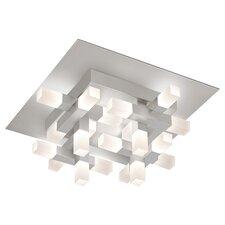 Connetix 20 Light Semi Flush Mount