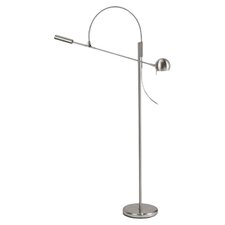 "Orbiter 58"" Arched Floor Lamp"