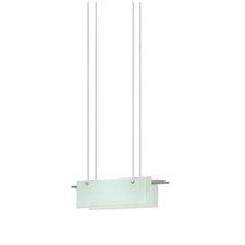 Suspended Glass Mini Pendant