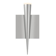 Micro Cone 1 Light LED Wall Sconce