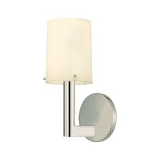 Calmo Roto 1 Light Wall Sconce