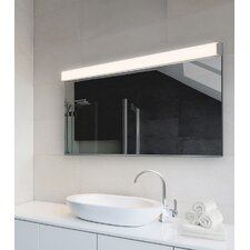 LED Wide 1 Light Bath Bar