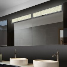 Dazzle LED 1 Light Bath Bar