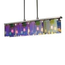 Dichroix 4 Light Pendant