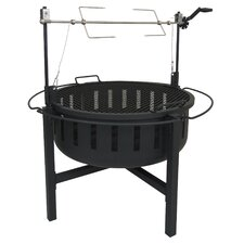 "42.75"" Charcoal Rotisserie Grill"