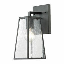 Meditterano 1 Light Outdoor Sconce