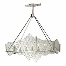 Radelle 5 Light Candle Chandelier