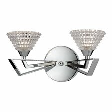 Frenzy 2 Light Bath Vanity Light