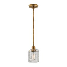 Watercube 1 Light Mini Pendant