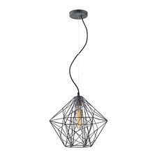 Geoweb 1 Light Foyer Pendant