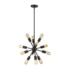 Delphine 12 Light Mini Chandelier