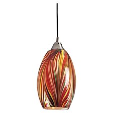 Mulinello 1 Light Mini Pendant