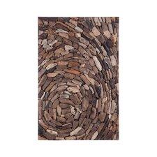 Driftwood Whirl Wall Décor