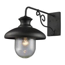 Streetside Cafe 1 Light Wall Lantern