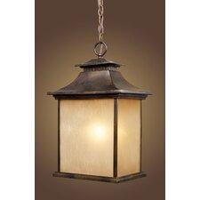 San Gabriel 1 Light Outdoor Hanging Lantern