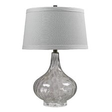 "24"" H Table Lamp with Empire Shade"