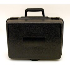 Blow Molded Case in Black: 10 x 13.5 x 5.5