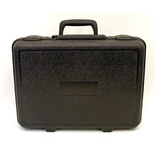 Blow Molded Case in Black: 13 x 18 x 4.25