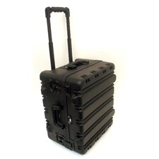 Super-Size Tool Case with Wheels and Telescoping Handle