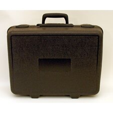 Blow Molded Case in Black: 14 x 19 x 7.5